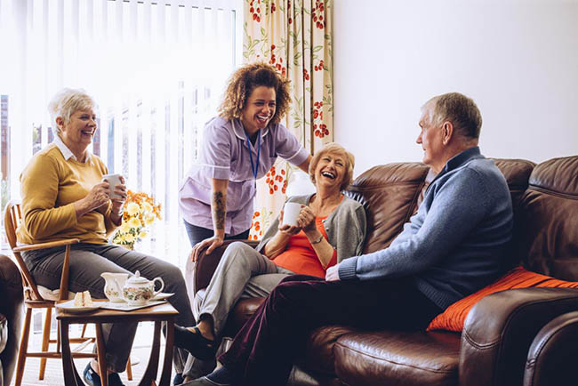 guidance for seniors and their families
