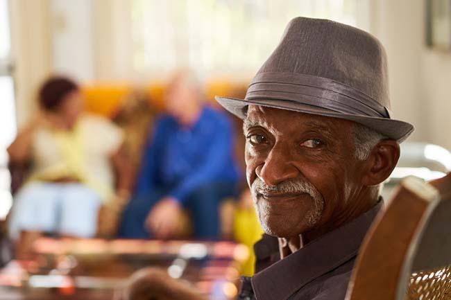 long-term care for seniors