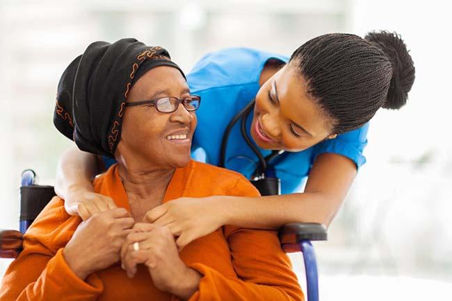 senior care in retirement homes